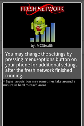 Network Signal Speed Booster ★ Screenshot