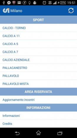 Calendario Csi Milano.Csi Milano 4 0 4 Download Apk For Android Aptoide