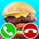 Täuschungsanruf  Burger