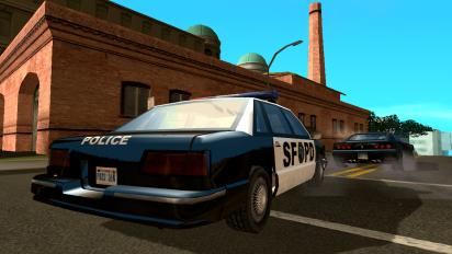 grand theft auto san andreas captura de pantalla 4