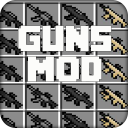Guns weapon mod