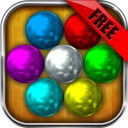 Magnetic Balls HD Free: Match 3 Physics Puzzle