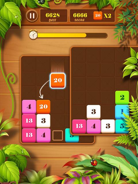 Drag n Merge: Block Puzzle screenshot 2