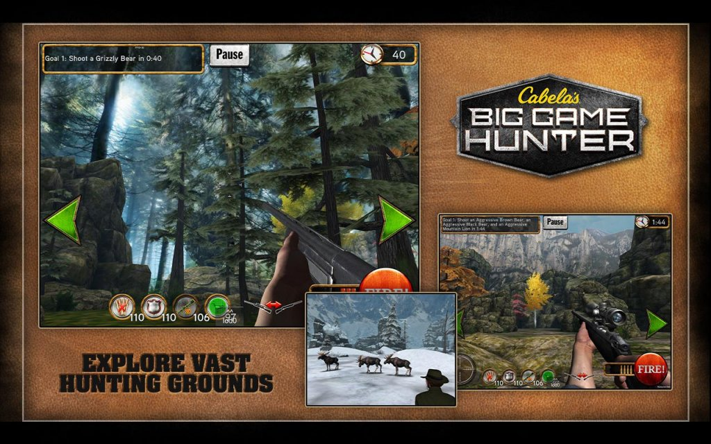 Stay updated with the World's Foremost Outfitter™ with the Official Cabela's Android App. Shop Cabela's from any location at any time! Purchase all your favorite outdoor gear, including supplies for hunting, shooting, fishing, boating, camping, and Auto/ATV.4/5(K).