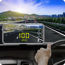 Speedometer DigiHUD View- Speed Cam & Widgets