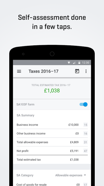 Quickbooks Self Employed Login >> QuickBooks Self-Employed | Download APK for Android - Aptoide