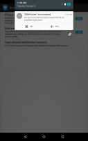 Wi-Fi Privacy Police Screenshot
