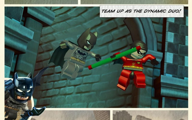 LEGO ® Batman: Beyond Gotham screenshot 7