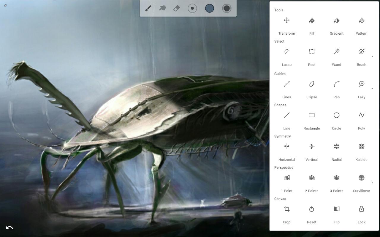 Infinite Painter screenshot 13