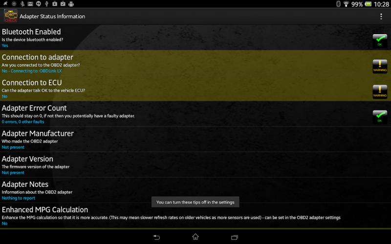 Torque Pro (OBD2 / Carro) screenshot 17