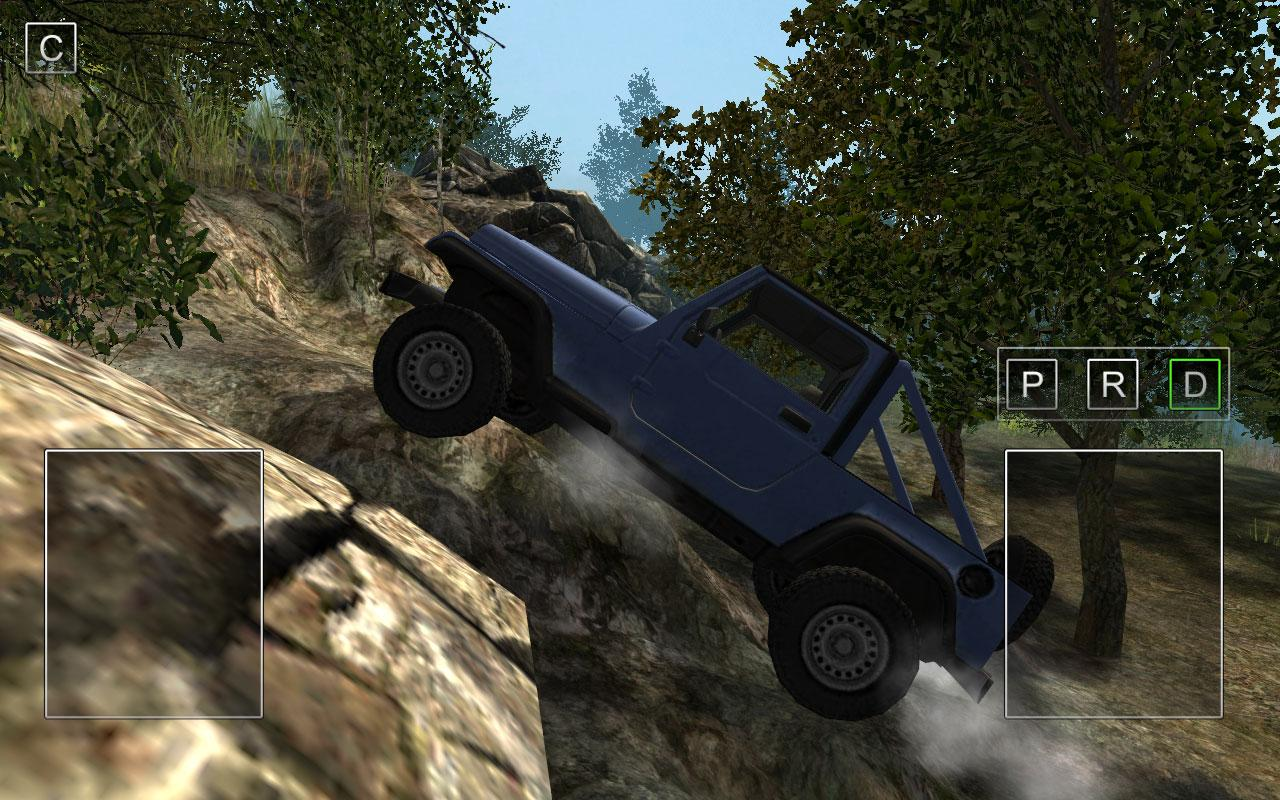 4x4 Off-Road Rally screenshot 1