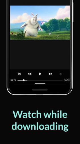 ŒµTorrentŒ¬- Torrent Downloader screenshot 3