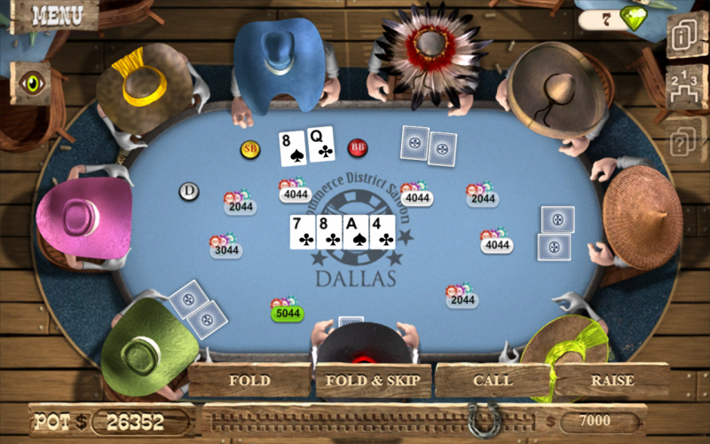 Texas no holdem rules