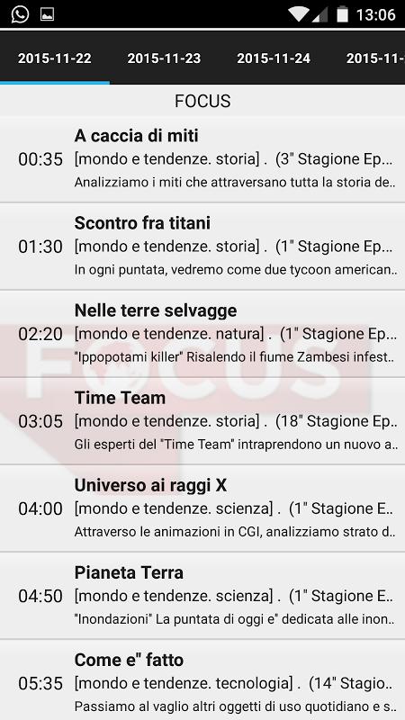IPTV Extreme screenshot 1