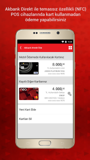 Akbank Direkt screenshot 6