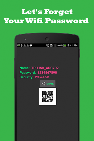 Wifi Password Viewer Free 2 0 34 Download APK for Android