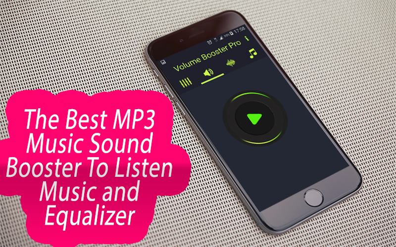 Mp3 Sound Booster Equalizer 1 0 Download Android Apk Aptoide