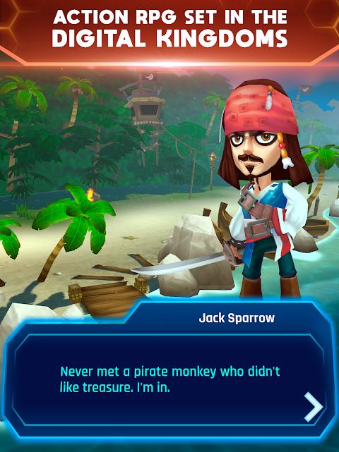 Disney Epic Quest screenshot 9
