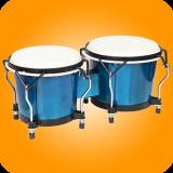 Congas & Bongos - Equipo de Percusión Icon