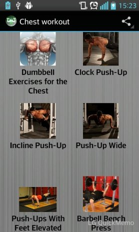 Chest Exercises Workout 3 0 Download Apk For Android Aptoide