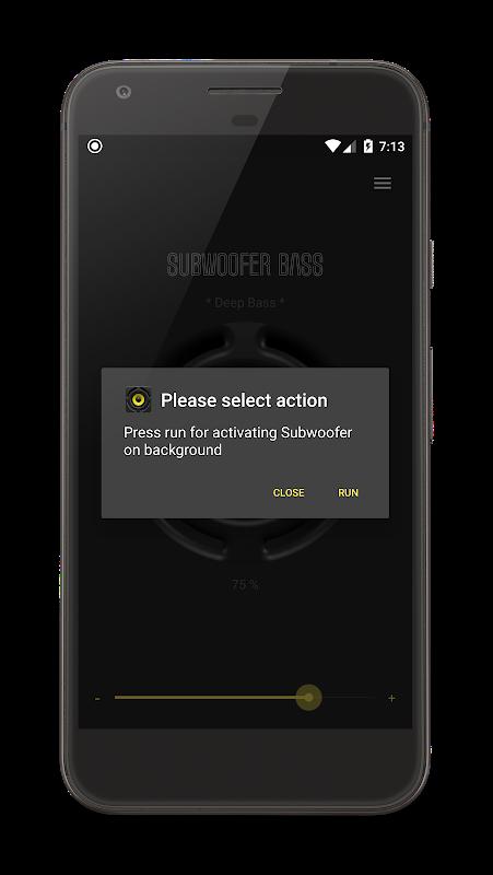 Subwoofer Baixo PRO screenshot 2