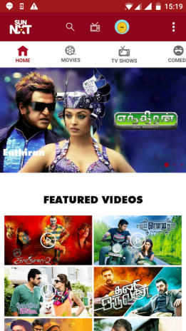Sun NXT TV Lite 1 0 0 Download APK for Android - Aptoide