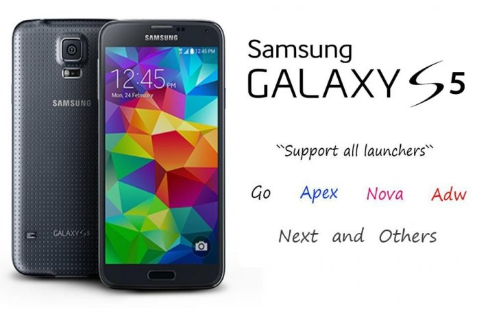 Galaxy S5 theme 4 all Launcher 1 3 Download APK for Android