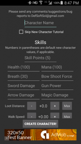 Character Creator: Block Story 1 6 3 Download APK for