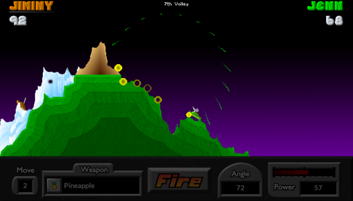 Pocket Tanks screenshot 8