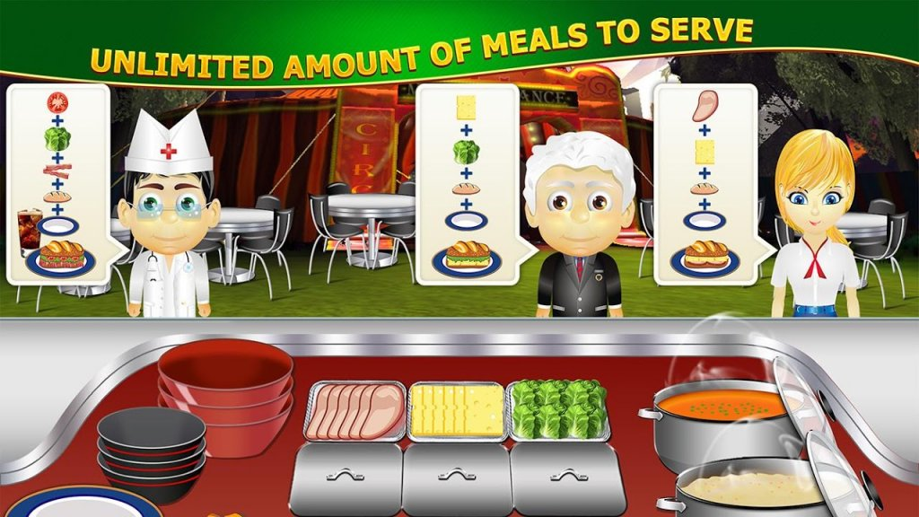 Food Court Fever: Cooking Dash  Download APK for Android - Aptoide