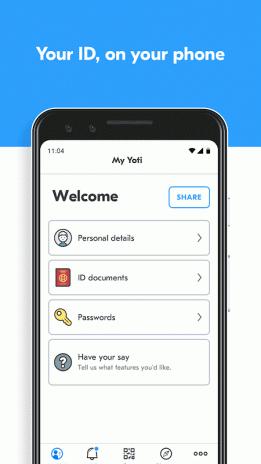 Yoti - your digital identity3 4 0 tải APK dành cho Android
