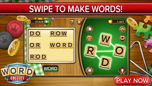 Word Collect - Free Word Games screenshot 2