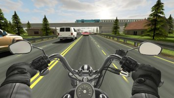 Traffic Rider Screen