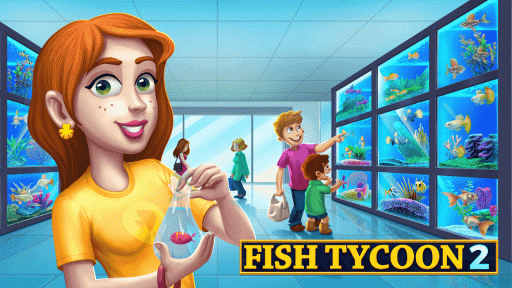Fish Tycoon 2 Virtual Aquarium screenshot 7