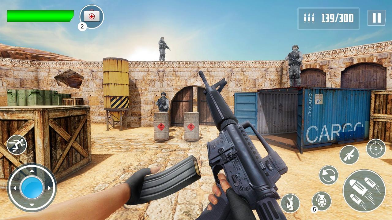 IGI Cover Fire Special Ops 2019 screenshot 2