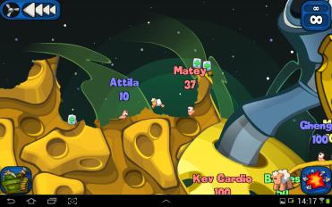 worms 2 armageddon screenshot 9
