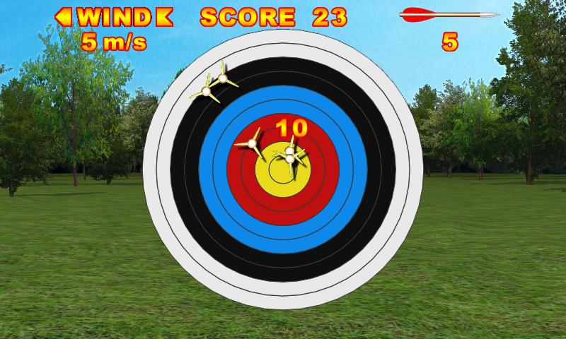 Crossbow Shooting deluxe screenshot 11