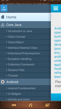 Free Android Tutorial 1 0 APK دانلود برای اندروید - Aptoide