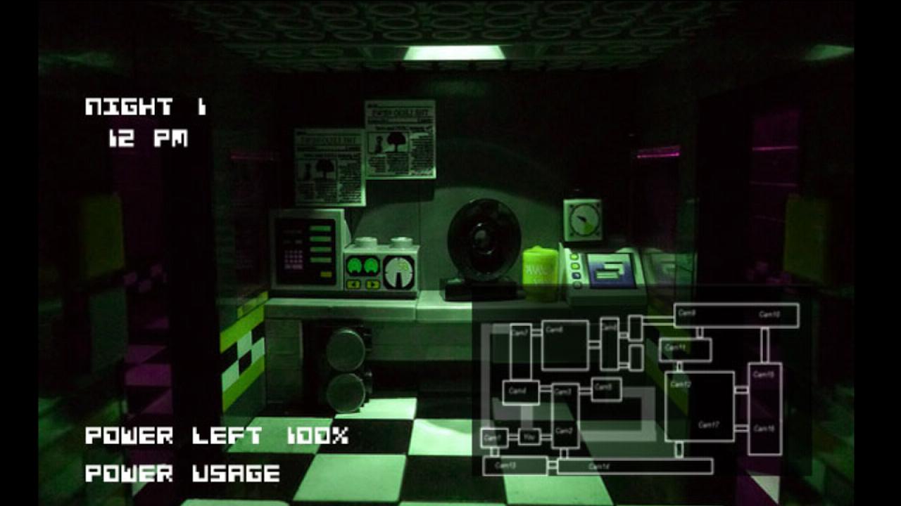 Skins FNAF for Minecraft PE screenshot 1