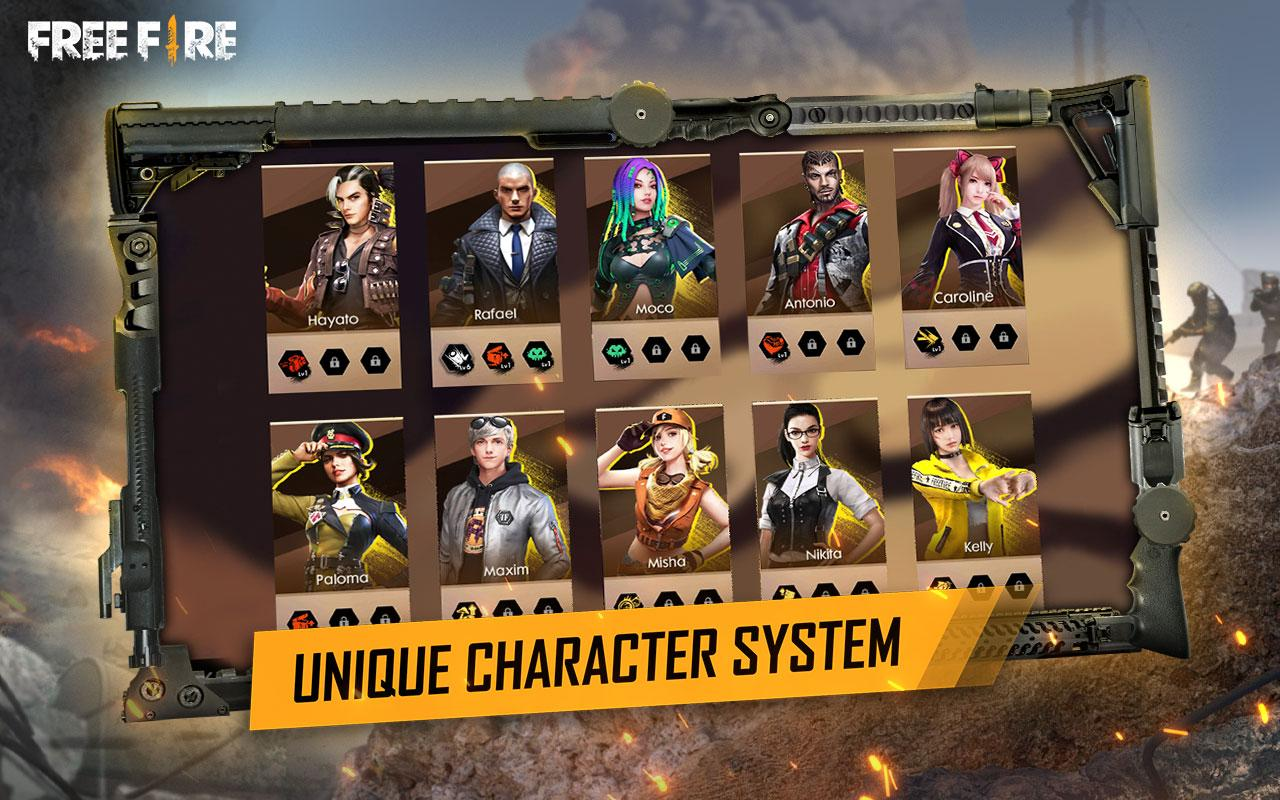 Garena Free Fire screenshot 1