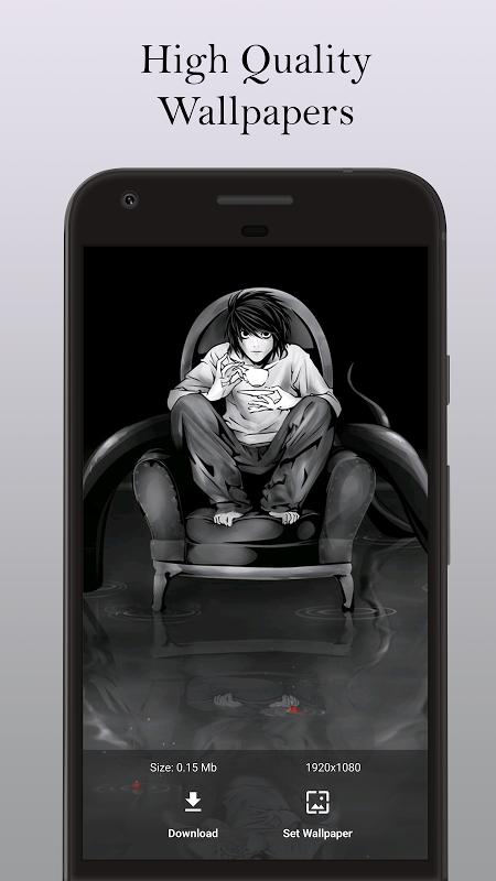 Papel de Parede Anime X screenshot 1