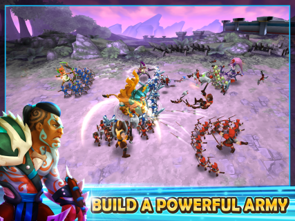 Wartide: Heroes of Atlantis screenshot 8