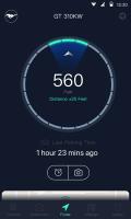 ZUS - Smart Driving Assistant Screen