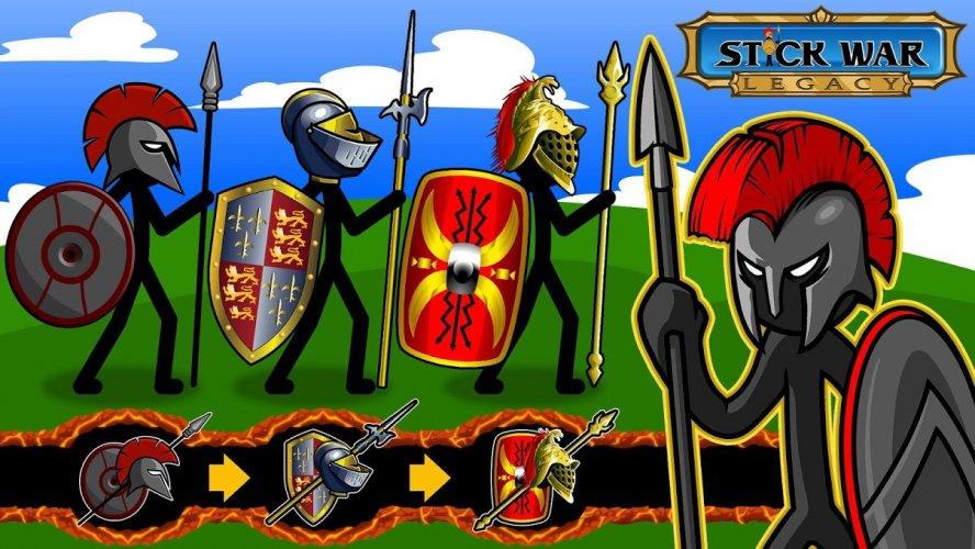 Stick War: Legacy screenshot 6