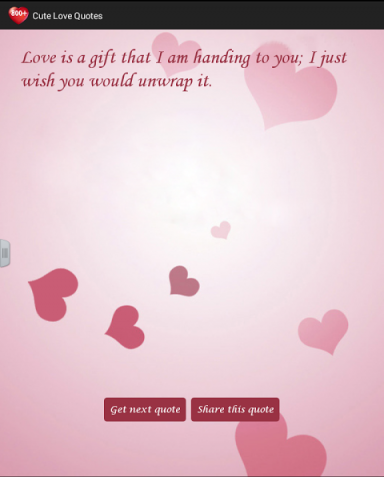 cute love quotes download apk for android aptoide