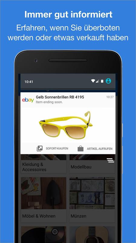 Verkauft sich kleidung bei ebay gut