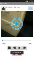 MP4 Cutter Screenshot