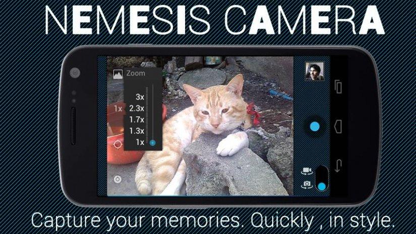 Nemesis Camera-JellyBean Style 2 1 1 Download APK for