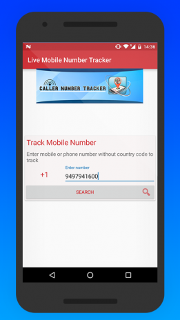 Live Mobile Number Locator 1 10 Download APK for Android