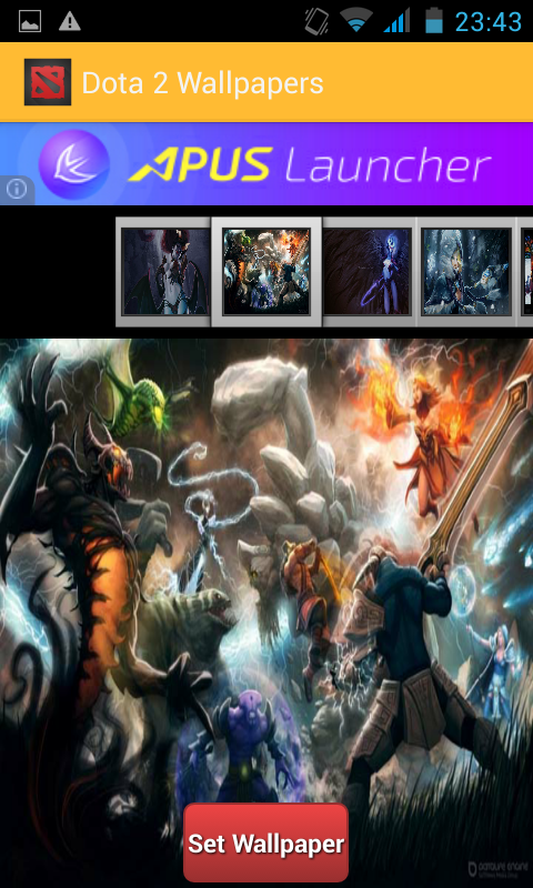 dota 2 wallpapers hd 1 0 download apk for android aptoide